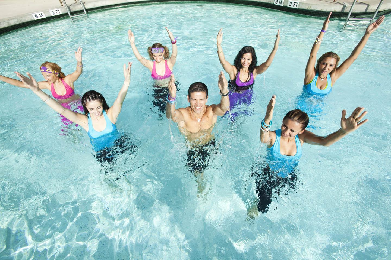 Aqua Fit & Aqua Aerobics - image aqua-aerobics on https://thswim.com.au