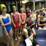 Swimming competetion