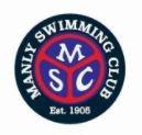 Manly Swimming Club logo